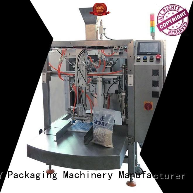 professional elevator powder pouch packing machine TOP Y Packaging Machinery Manufacturer Brand