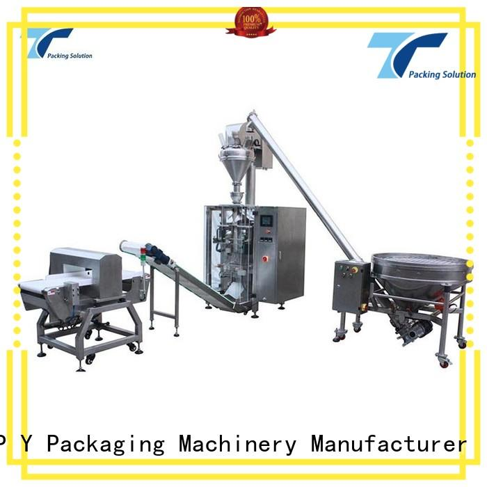 Quality TOP Y Packaging Machinery Manufacturer Brand Liquid Packaging Line machine