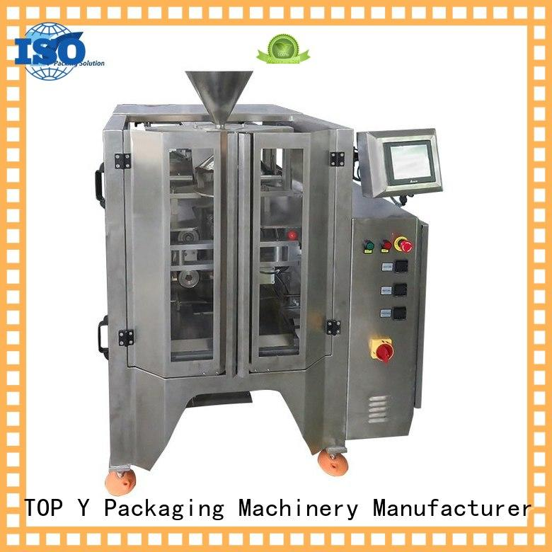 TOP Y Packaging Machinery Manufacturer bag packing machine for food products factory for bag filling
