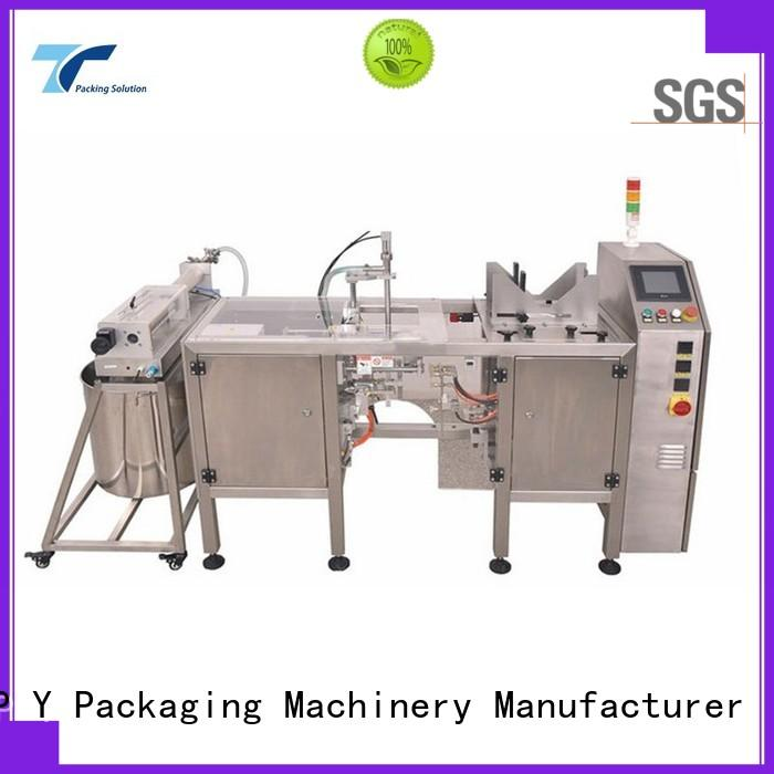 TOP Y Packaging Machinery Manufacturer liquid fully automatic packing machine inquire now for factory