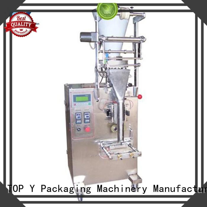 TOP Y Packaging Machinery Manufacturer quality vffs packaging machine manufacturer for factory