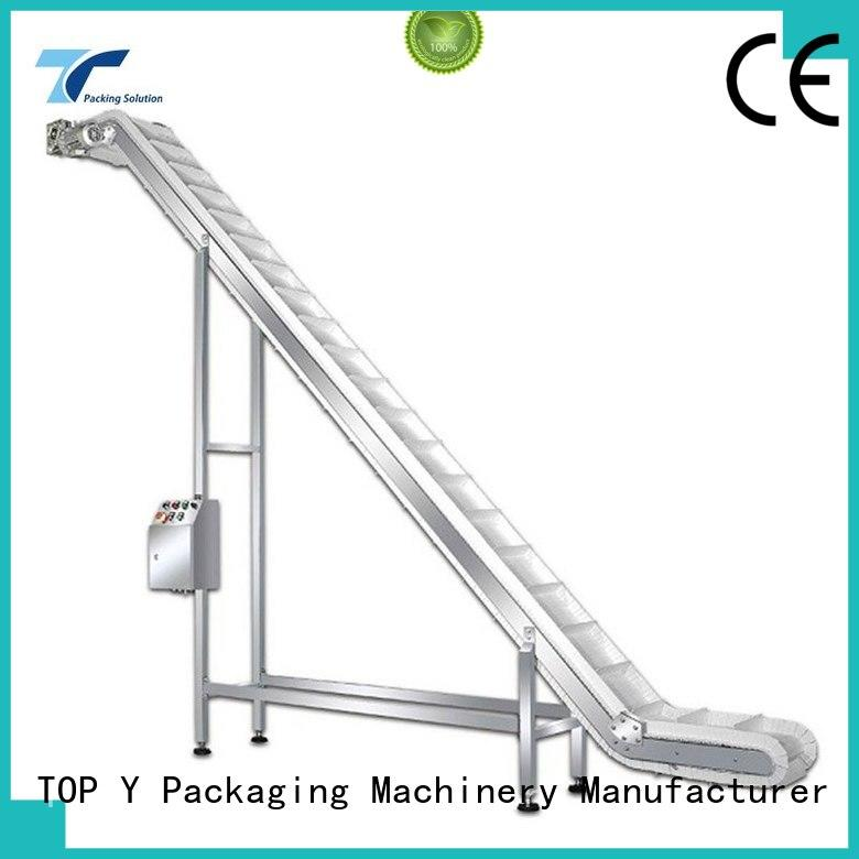 TOP Y Packaging Machinery Manufacturer professional form fill seal packaging machine auxiliary factory price for bag outfeed