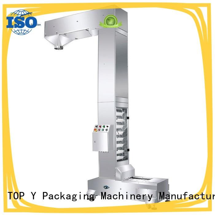 TOP Y Packaging Machinery Manufacturer sturdy mini packaging machine auxiliary personalized for bag making
