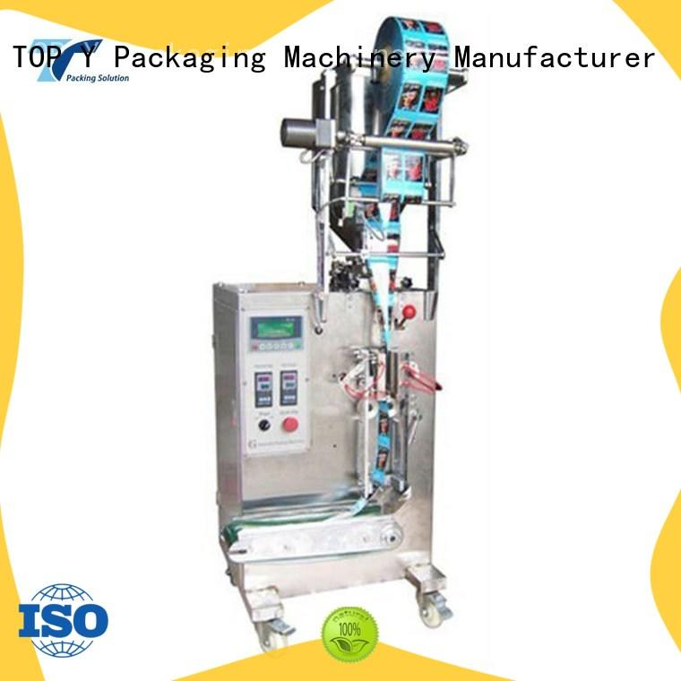 TOP Y Packaging Machinery Manufacturer practical vffs machine directly sale for milk