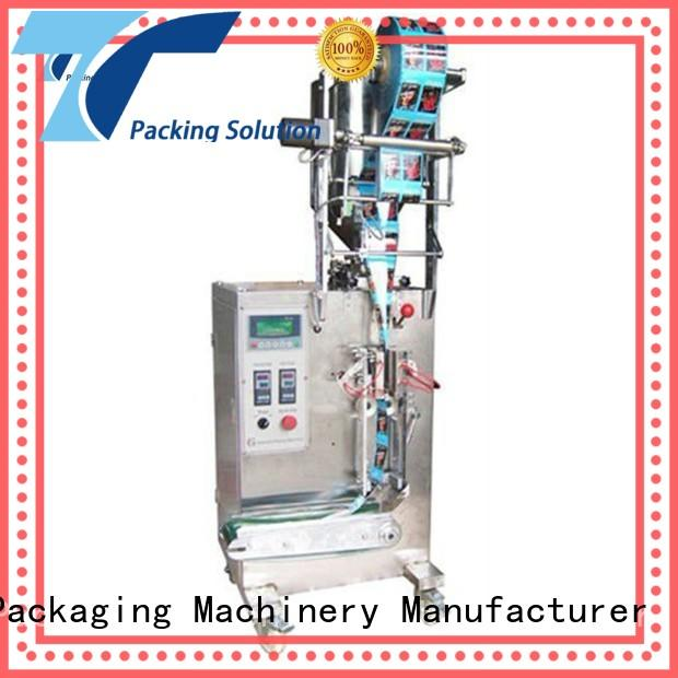 TOP Y Packaging Machinery Manufacturer granule vffs packing machine from China for milk