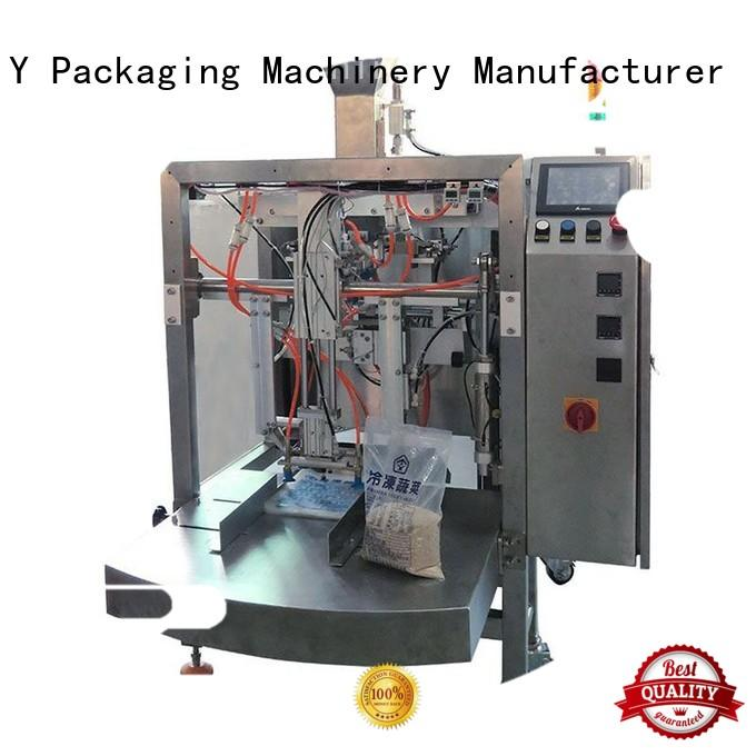 TOP Y Packaging Machinery Manufacturer Brand popular manufactures price powder pouch packing machine design