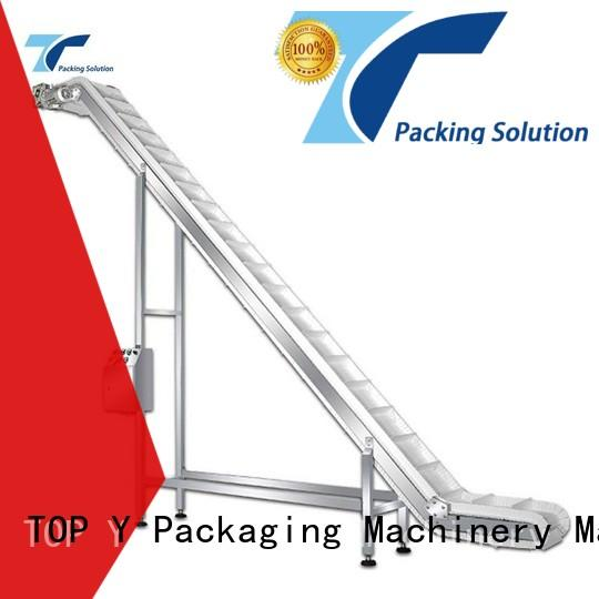 sturdy mini packaging machine auxiliary elevator wholesale for bag outfeed