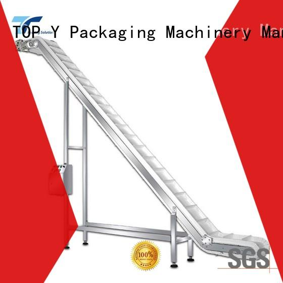 pouch filling packing machine belt for bag making TOP Y Packaging Machinery Manufacturer