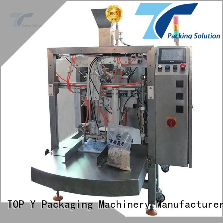 TOP Y Packaging Machinery Manufacturer hot selling packaging machine supplier mini for bag sealing