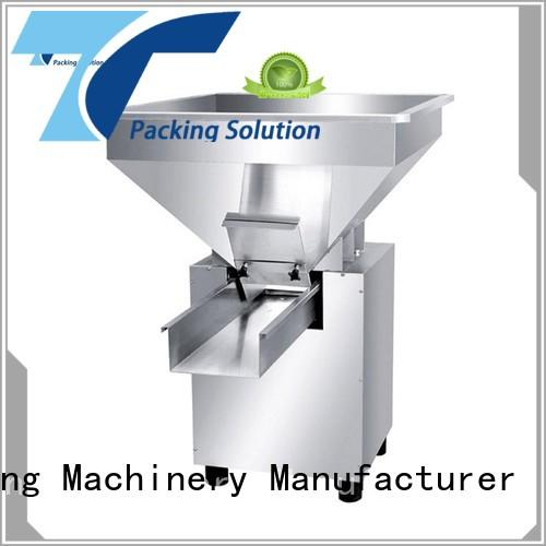 TOP Y Packaging Machinery Manufacturer acclivitous auxiliary form fill seal machine manufacturer personalized for bag making