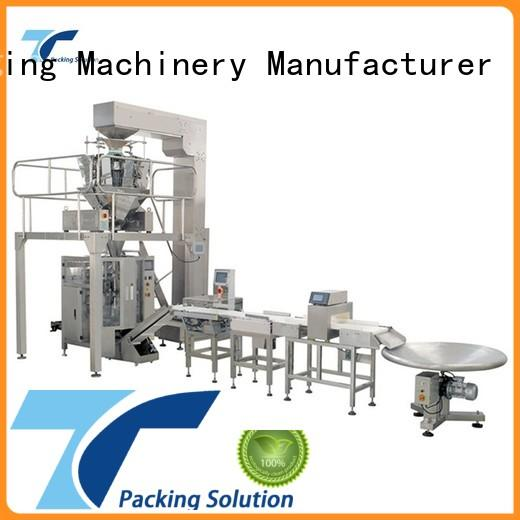 TOP Y Packaging Machinery Manufacturer packaging fully automatic packing machine design for factory