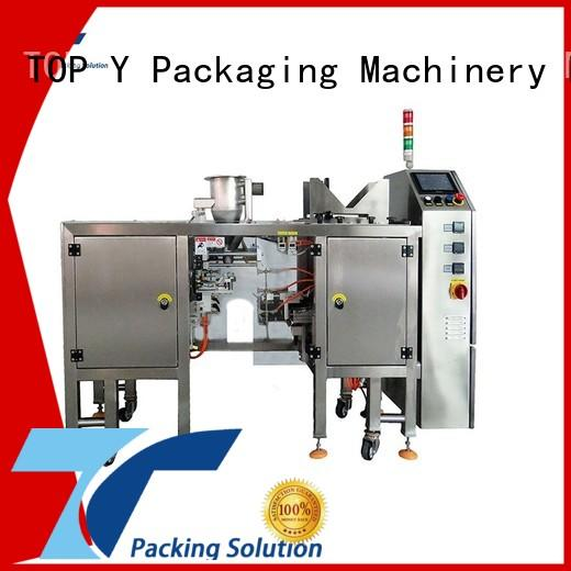 TOP Y Packaging Machinery Manufacturer Brand form feeder ymdpg pouch packing machine manufacturer manufacture