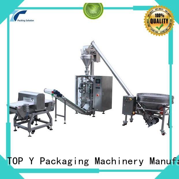 granule new Liquid Packaging Line CE trendy TOP Y Packaging Machinery Manufacturer Brand
