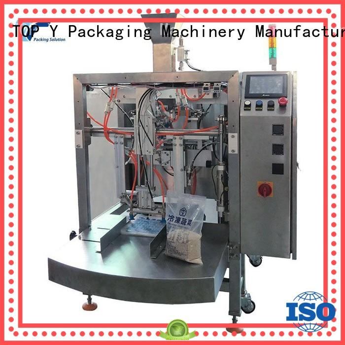 ymdpg vertical packing TOP Y Packaging Machinery Manufacturer Brand pouch packing machine manufacturer