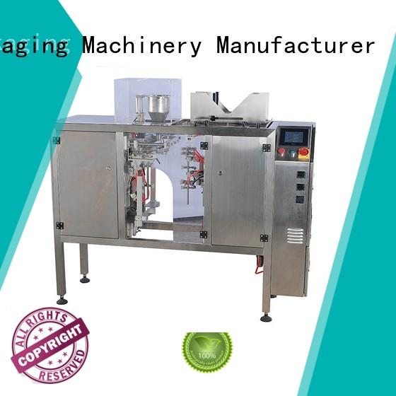 solutions Custom vffs pouch packing machine manufacturer ymdpt TOP Y Packaging Machinery Manufacturer