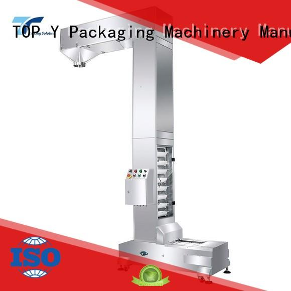 TOP Y Packaging Machinery Manufacturer vibratory machine for packaging personalized for bag making