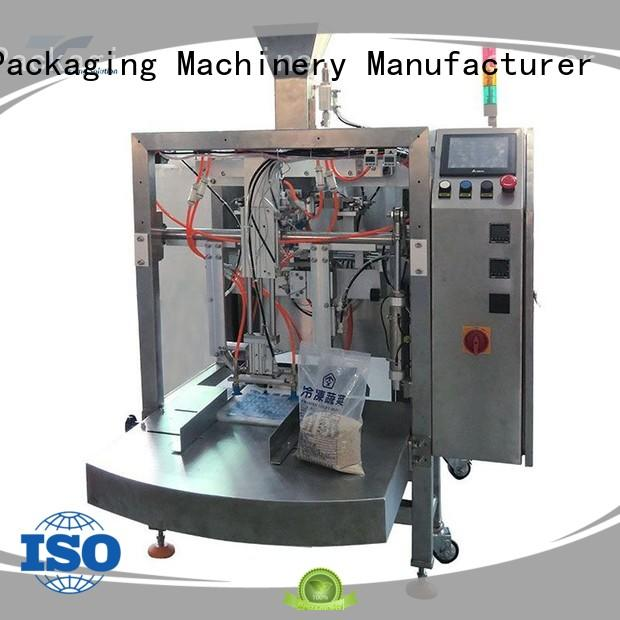 TOP Y Packaging Machinery Manufacturer automatic stand up pouch filling and sealing machine customized for bag filling
