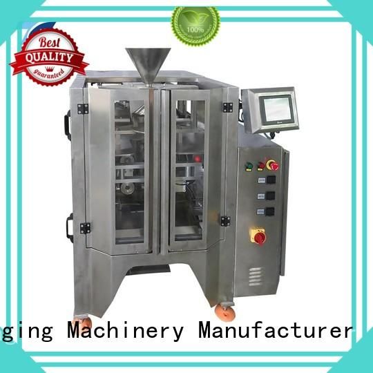 stable vertical packaging machine quad with good price for bag sealing
