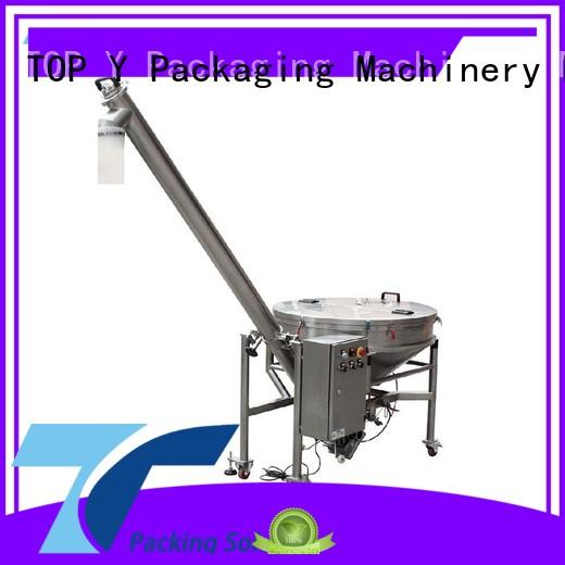 TOP Y Packaging Machinery Manufacturer Brand high quality professional auxiliary powder pouch packing machine