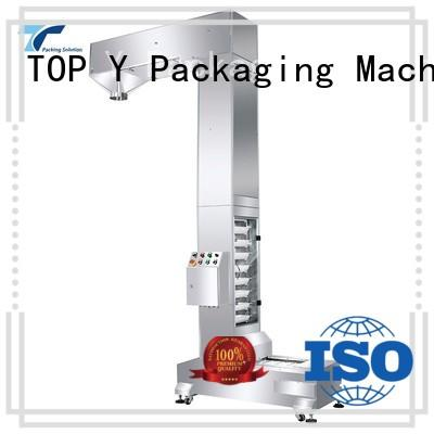 TOP Y Packaging Machinery Manufacturer vibratory form fill and seal machine for sale supplier for bag outfeed