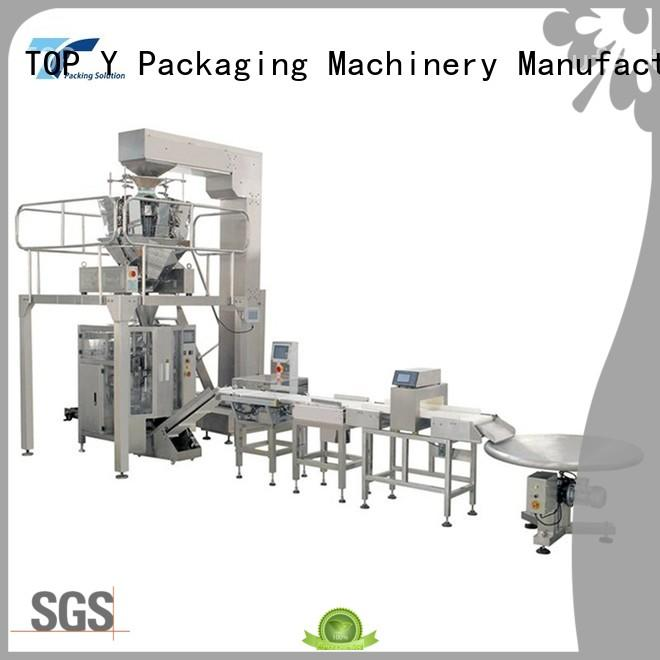 TOP Y Packaging Machinery Manufacturer packing packaging line manufacturer design for commercial