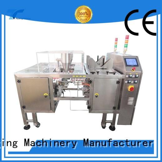 TOP Y Packaging Machinery Manufacturer hot selling doypack packaging machine from China for bag filling