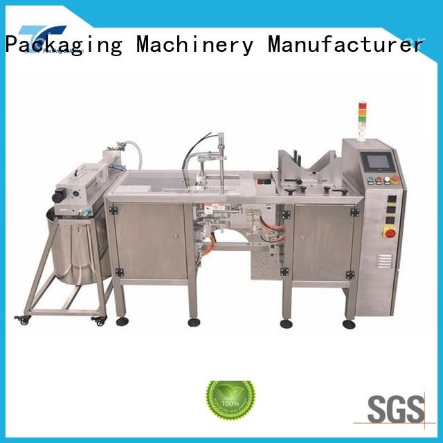 TOP Y Packaging Machinery Manufacturer systems automated packaging line design for industry