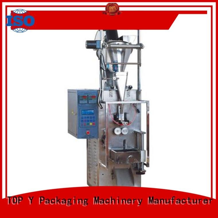 vertical efficient milk powder automatic packing machine TOP Y Packaging Machinery Manufacturer Brand