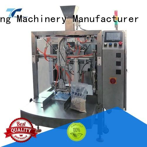 TOP Y Packaging Machinery Manufacturer quality horizontal pouch packing machine from China for bag making