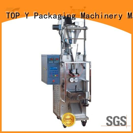 TOP Y Packaging Machinery Manufacturer quality vffs packing machine directly sale for industry