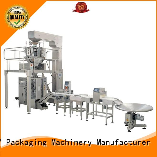 TOP Y Packaging Machinery Manufacturer Brand powder solutions hot sale Liquid Packaging Line high quality