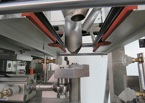 automatic packaging machinery manufacturer gusset directly sale for bag filling-3