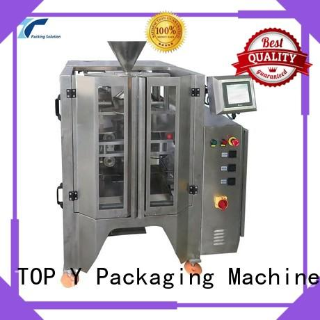 high quality vertical form fill seal packaging machines low cost TOP Y Packaging Machinery Manufacturer company