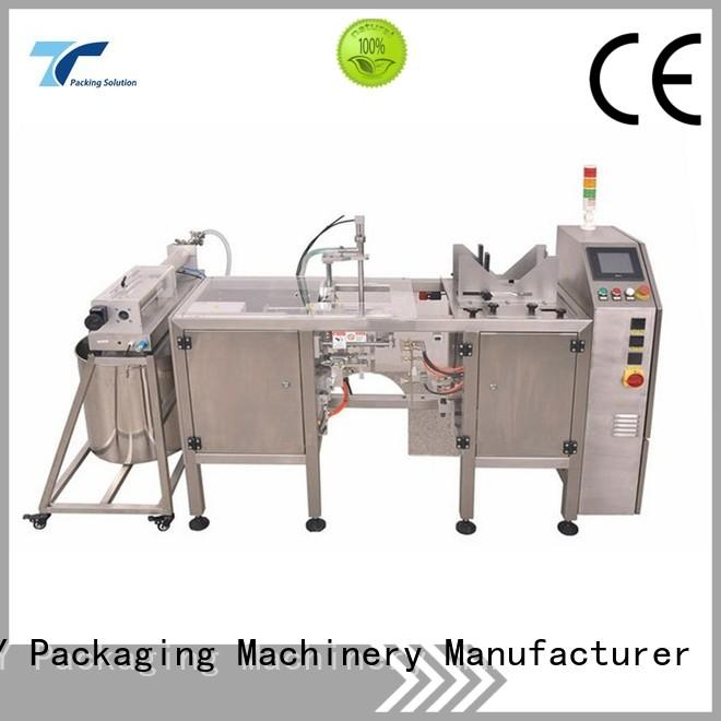 TOP Y Packaging Machinery Manufacturer solutions packaging line manufacturer factory for factory