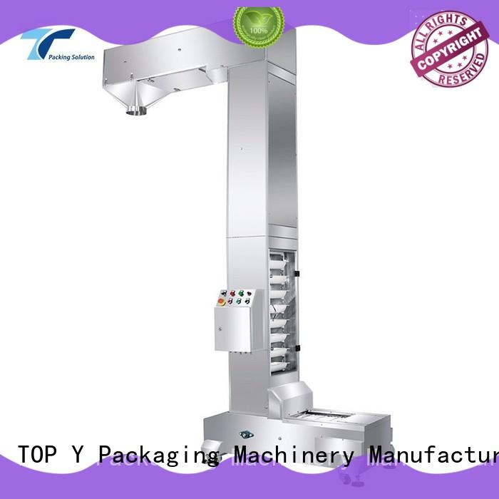 TOP Y Packaging Machinery Manufacturer acclivitous machine for packaging factory price for bag sealing