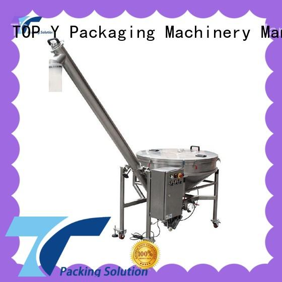 TOP Y Packaging Machinery Manufacturer system auxiliary vertical form fill seal packaging machines supplier for bag making