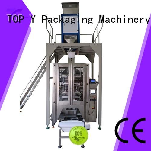 TOP Y Packaging Machinery Manufacturer reliable packaging automation equipment with good price for bag making