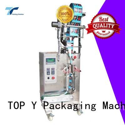pouch manufactures popular TOP Y Packaging Machinery Manufacturer Brand automatic packing machine