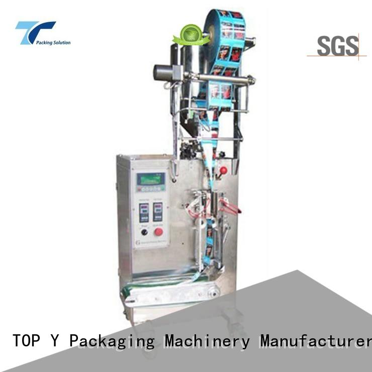 TOP Y Packaging Machinery Manufacturer practical automated packaging machine manufacturer for factory