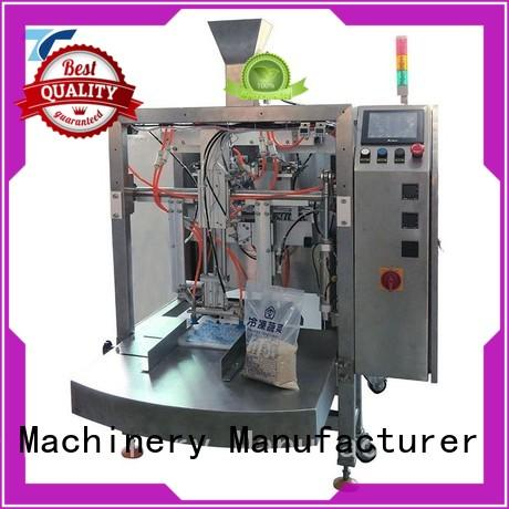 TOP Y Packaging Machinery Manufacturer filling stand up pouch filling and sealing machine customized for bag making