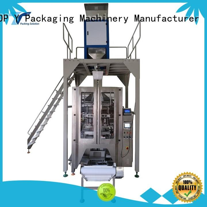 TOP Y Packaging Machinery Manufacturer automatic filling and sealing machine inquire now for bag making