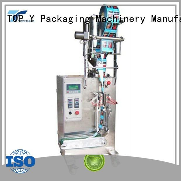 TOP Y Packaging Machinery Manufacturer machine automatic packing machine customized for industry