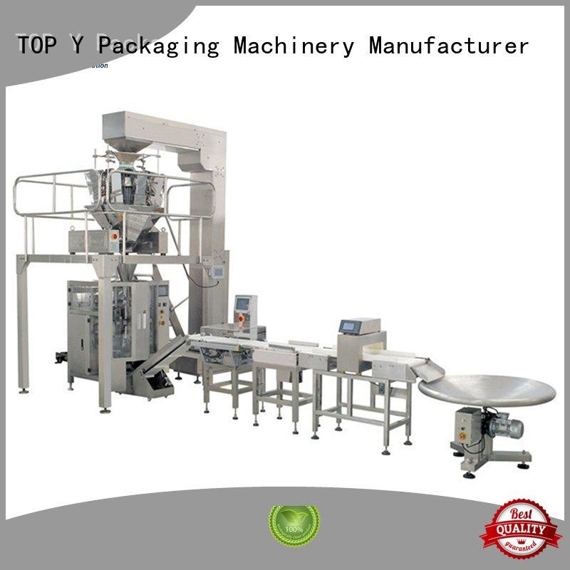 Liquid Packaging Line yvpl ymdp belt TOP Y Packaging Machinery Manufacturer Brand
