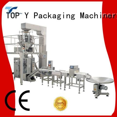 TOP Y Packaging Machinery Manufacturer Brand dxd50f sachet Liquid Packaging Line price