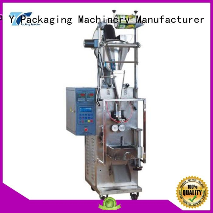 best plastic bag vertical form fill seal packaging machines TOP Y Packaging Machinery Manufacturer Brand