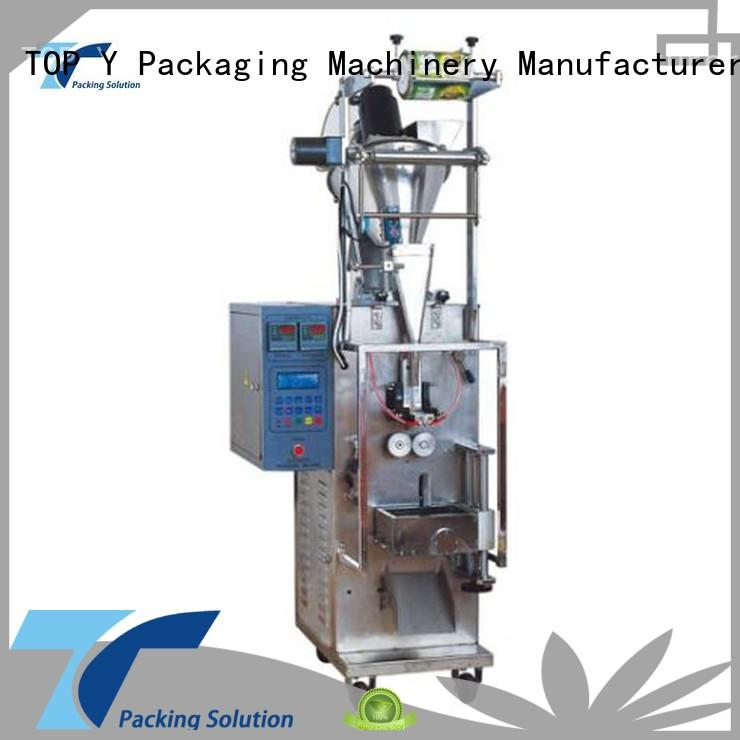 pouch filling and packaging machines directly sale for milk TOP Y Packaging Machinery Manufacturer