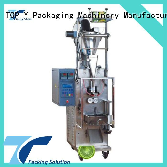hot selling automatic packing machine pouch series for milk