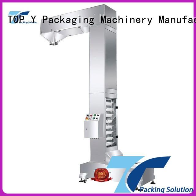 TOP Y Packaging Machinery Manufacturer sturdy vffs machine price factory price for bag sealing