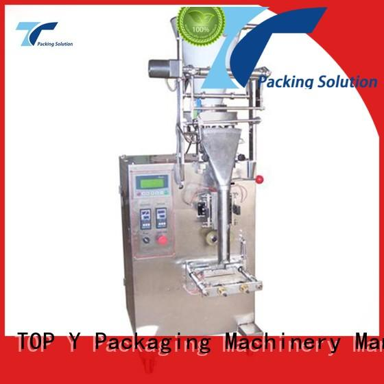 TOP Y Packaging Machinery Manufacturer dxd50y packing machine for food products directly sale for factory