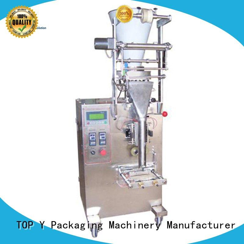 TOP Y Packaging Machinery Manufacturer hot selling form fill seal machine manufacturer for powder